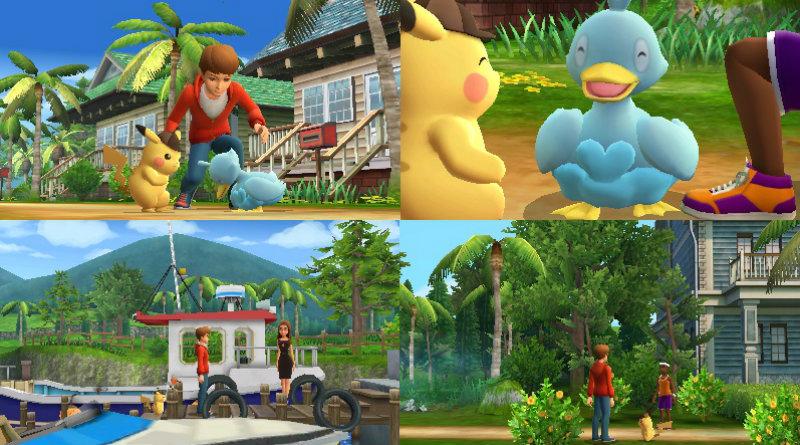Detective Pikachu | Фото: Nintendo