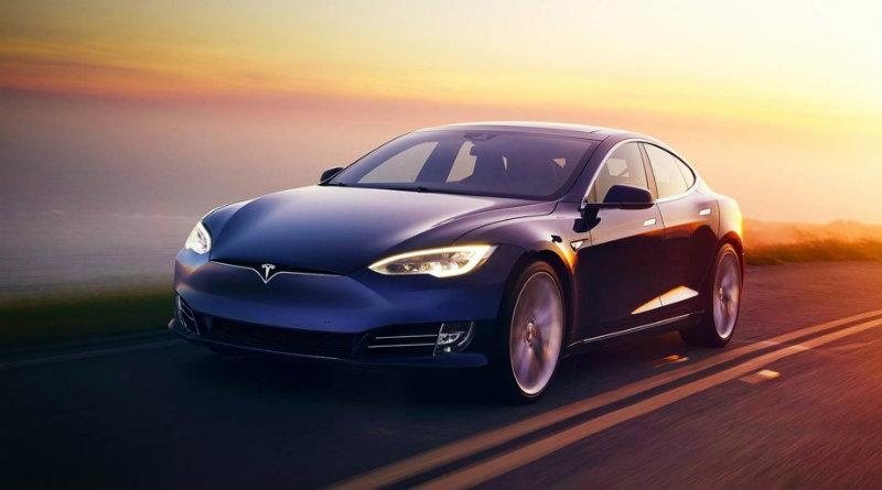 Tesla Model S | Фото: drive.ru