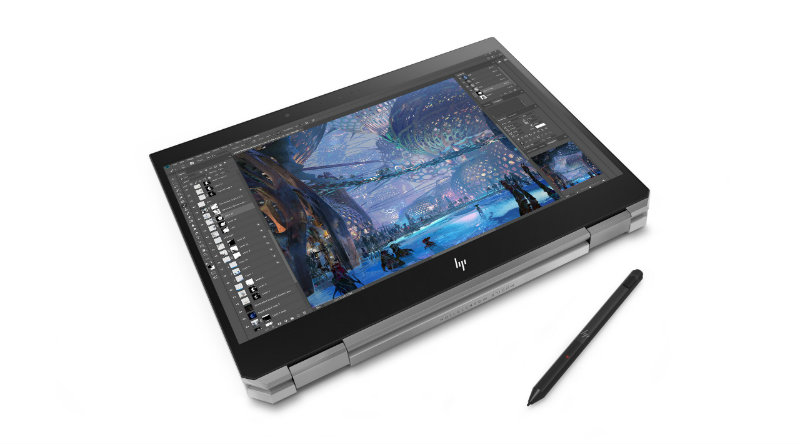 HP ZBook Studio x360 G5 | Фото: HP