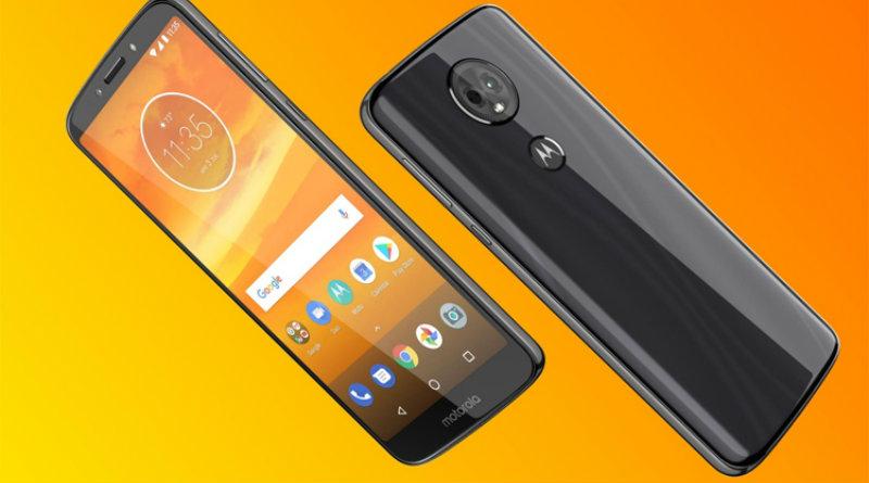 Moto E5 | Фото: Motorola