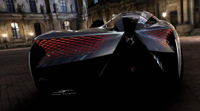 DS X E-Tense | Фото: Motor.ru