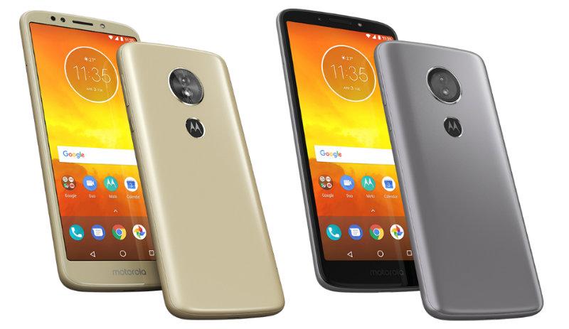 Moto E5 Play | Фото: Motorola