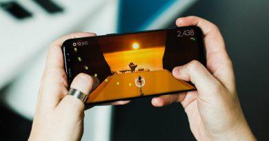 Геймерский смартфон | Фото: AndroidPIT