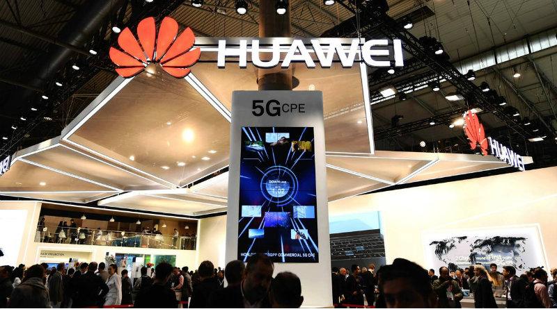 Huawei 5G | Фото: wsj.net