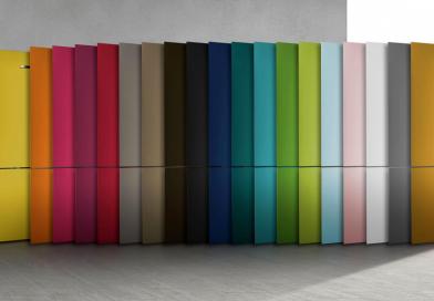 Холодильники со сменными цветными панелями