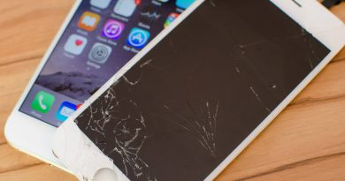 iPhone и разбитый экран | Фото: macdigger.ru