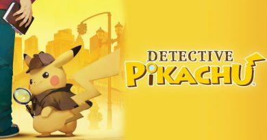 Detective Pikachu   Фото: Nintendo