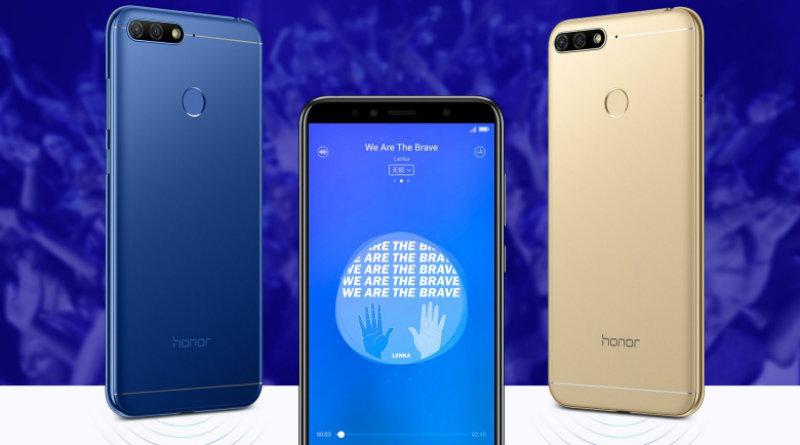 Honor 7A | Фото: Huawei
