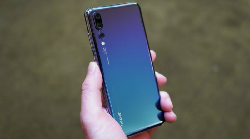 Huawei P20 Pro | Фото: Android Authority