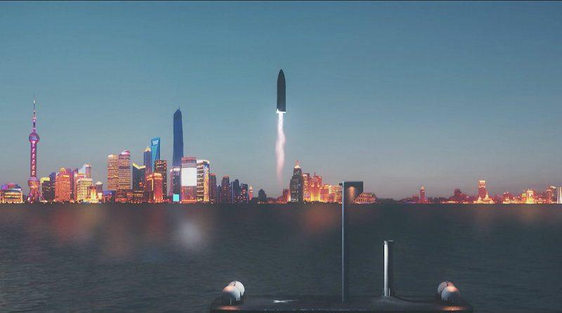 BFR | Фото: SpaceX