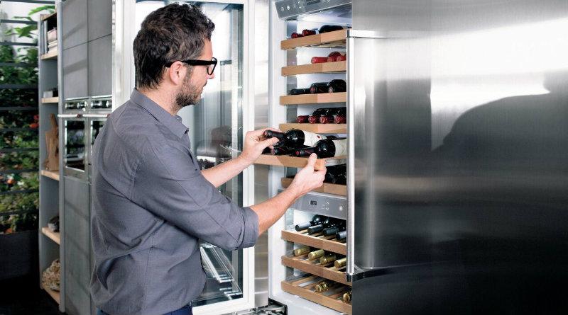 Холодильник KitchenAid | Фото: breakfastwithaudrey