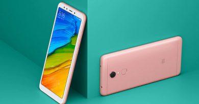Xiaomi Redmi 5 | Фото: Xiaomi