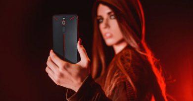 Nubia Red Magic — смартфон с RGB-подсветкой