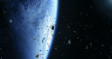 Космический мусор | Фото: http://spacenews.com