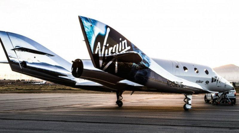 SpaceShipTwo VSS Unity | Фото: slashgear.com