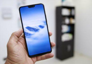 Быстрый обзор нового смартфона Vivo V9