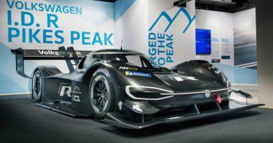 Volkswagen для Пайкс-Пика быстрее Формулы-1