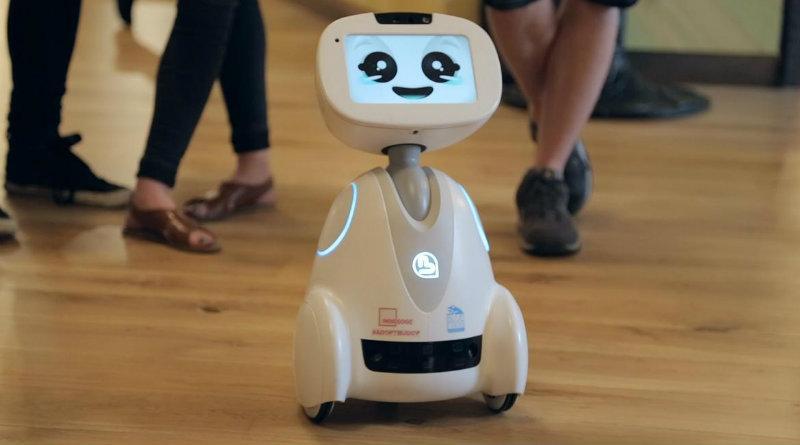 Робот Buddy | Фото: zdnet