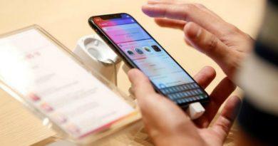 iPhone X | Фото: brasil247.com
