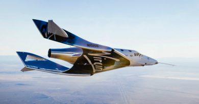 SpaceShipTwo VSS Unity | Фото: itc.ua