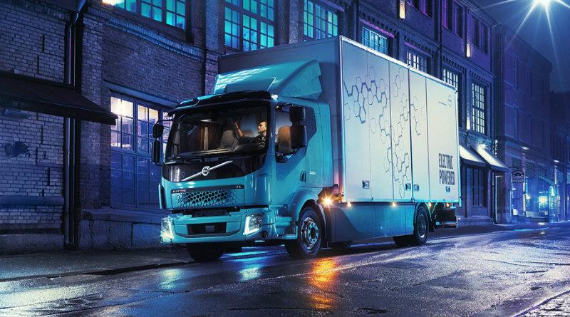 Volvo FL Electric | Фото: motor.ru