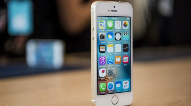 iPhone SE | Фото: timedotcom