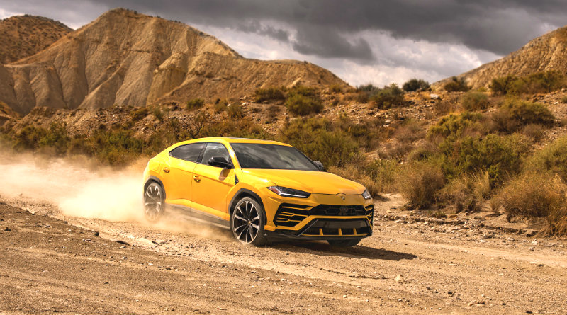 Lamborghini Urus | Фото: Lamborghini