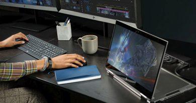 HP ZBook Studio x360 G5 | Фото: HP