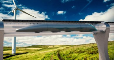 Hyperloop   Фото: Sputnik International