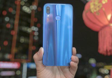 Быстрый обзор Huawei Nova 3e с «монобровью»