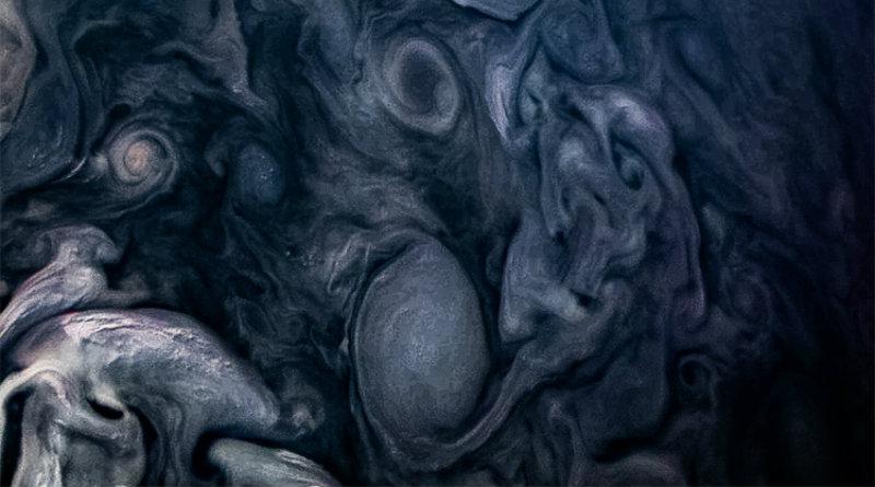 Шторм на Юпитере | Фото: 3dnews.ru