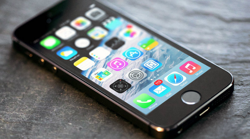 iPhone 5s | Фото: https://www.iphones.ru