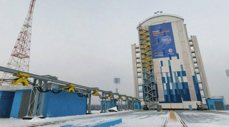 Космодром «Восточный»   Фото: 3dnews.ru