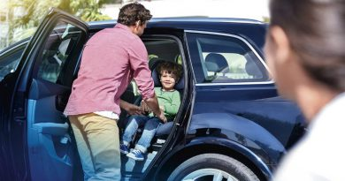 Детское автокресло | Фото: maxi-cosi.com