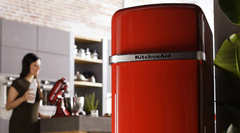 Холодильник KitchenAid | Фото: KitchenAid