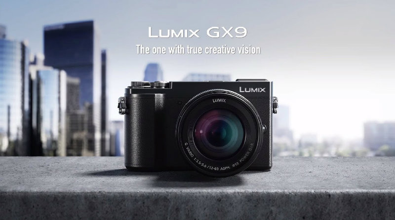 Lumux GX9 | Фото: Panasonic