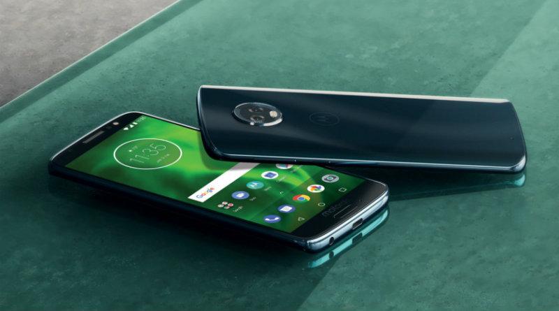 Moto G6 | Фото: Motorola