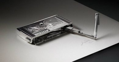 Signing Machine | Фото: Jaquet Droz