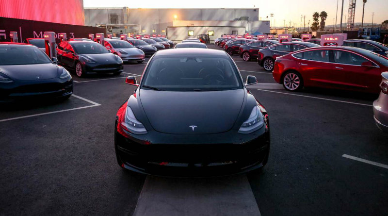 Tesla Model 3 | Фото: https://itc.ua/