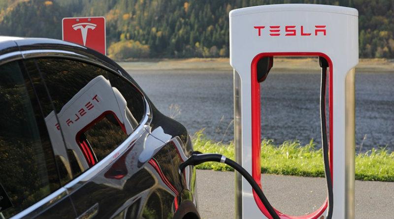Зарядка Tesla | Фото: 3dnews.ru