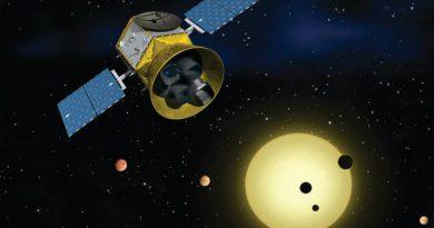TESS   Фото: NASA