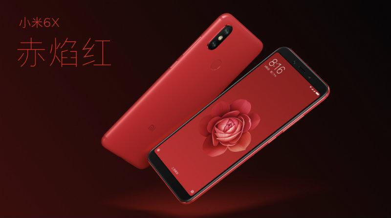 Xiaomi Mi 6X | Фото: Xiaomi