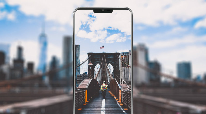 LG G7   Фото: TechoBuffalo
