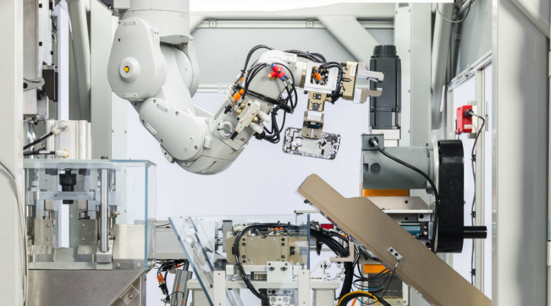 Робот Дэйзи   Фото: Apple