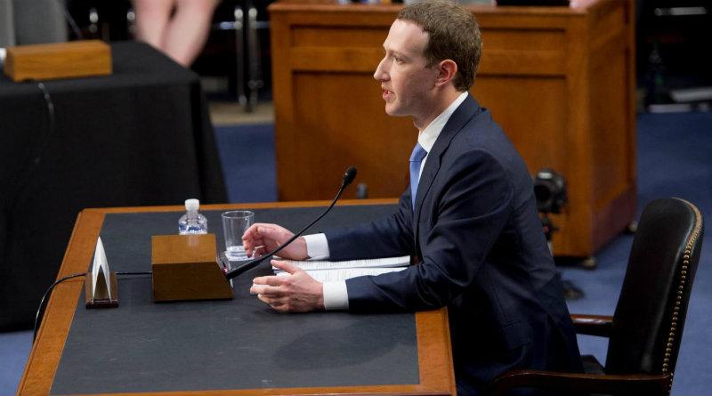 Марк Цукерберг | Фото: