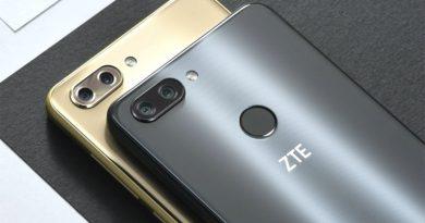 ZTE Blade V9 | Фото: ZTE