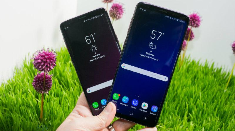Samsung Galaxy S9   Фото: CNET