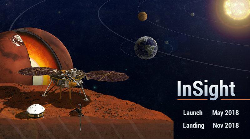 Insight | Фото: NASA
