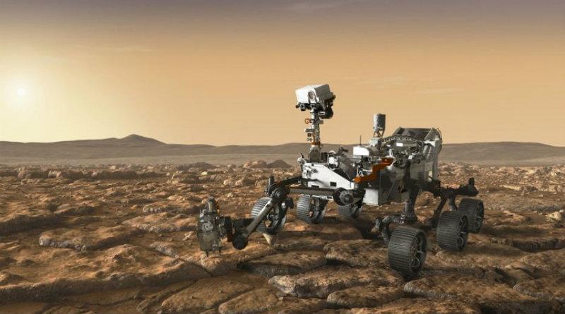 Mars 2020 Rover | Фото: https://itc.ua