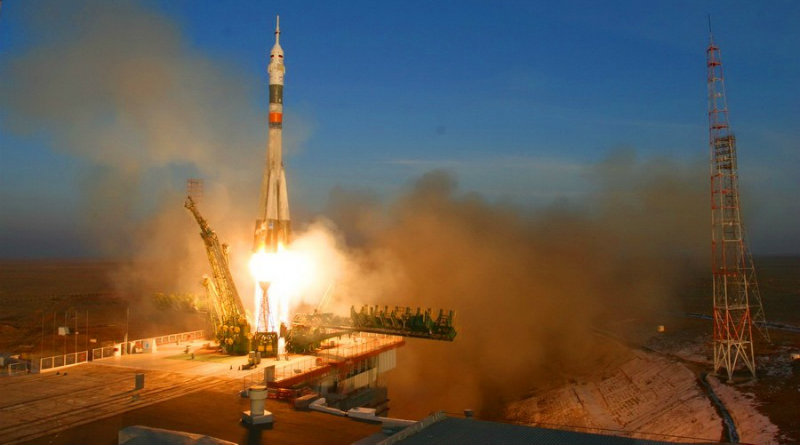 Запуск ракеты | Фото: https://ruspekh.ru